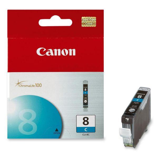 Canon CLI-8C Cyan Ink Cartridge (0621B002)