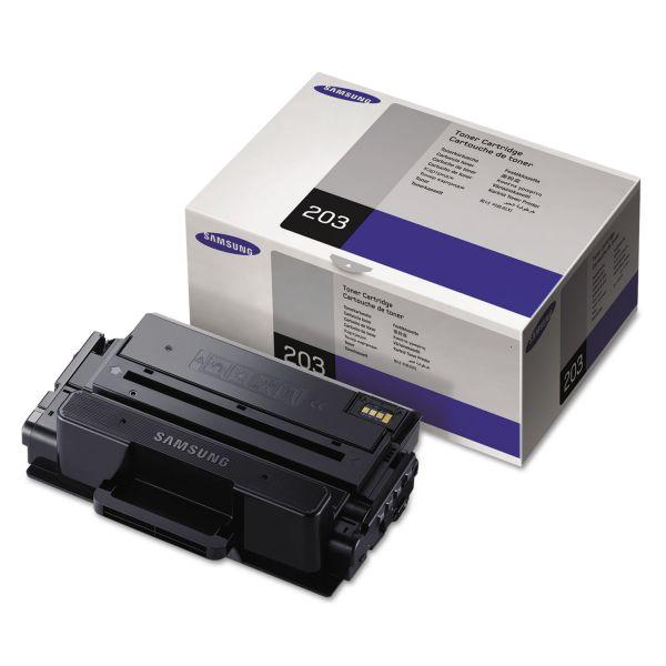 Samsung 203 Black Toner Cartridge (MLTD203S)