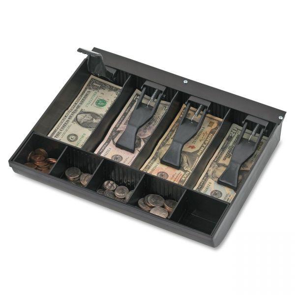 SteelMaster 1046 Replacement Cash Drawer, Black