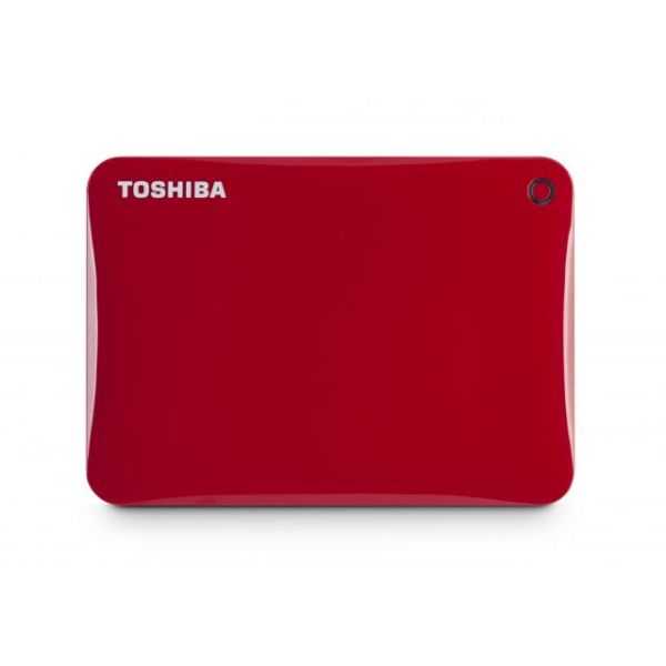 Toshiba Canvio Connect II 1 TB External Hard Drive