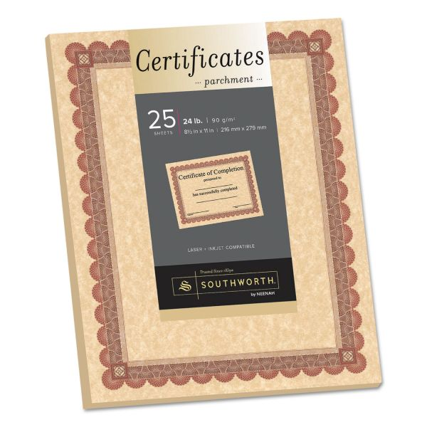 Southworth Certificates