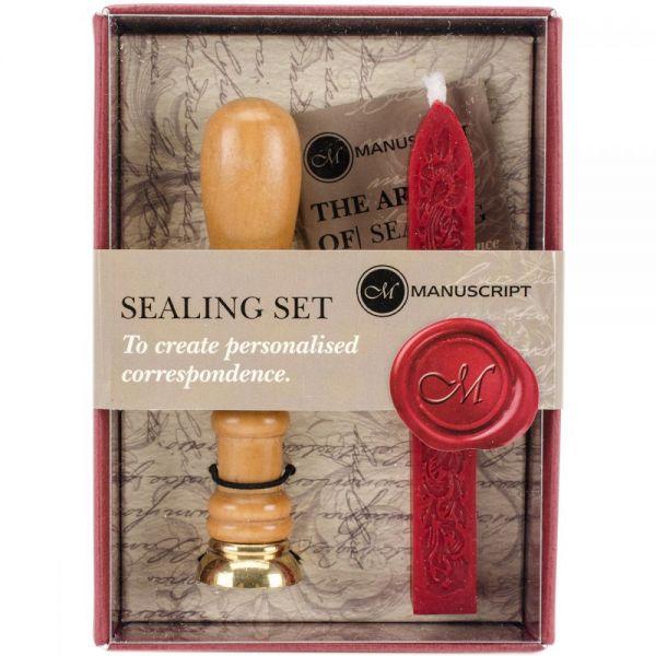 Long Handled Design Christmas Seal