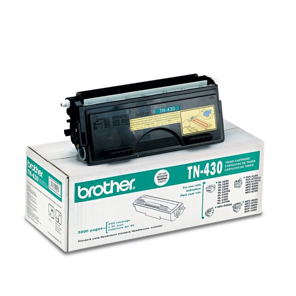Brother TN430 Toner, Black
