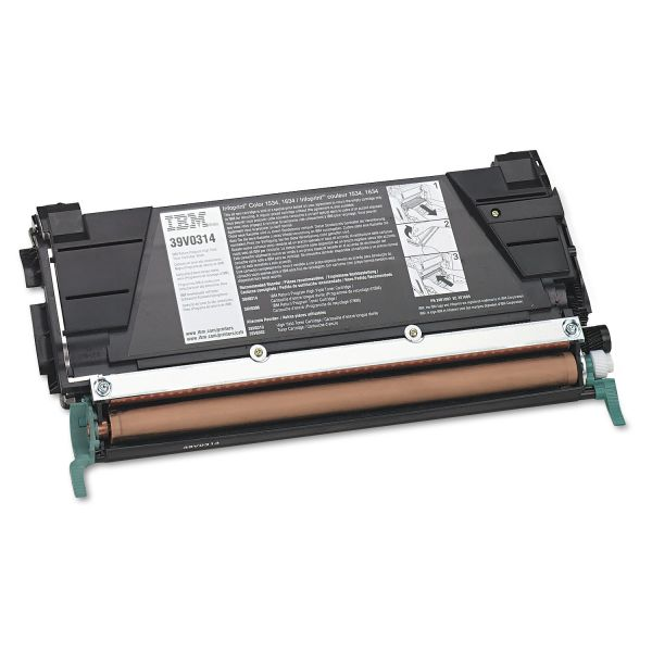 IBM IBM39V0314 Black High Yield Toner Cartridge