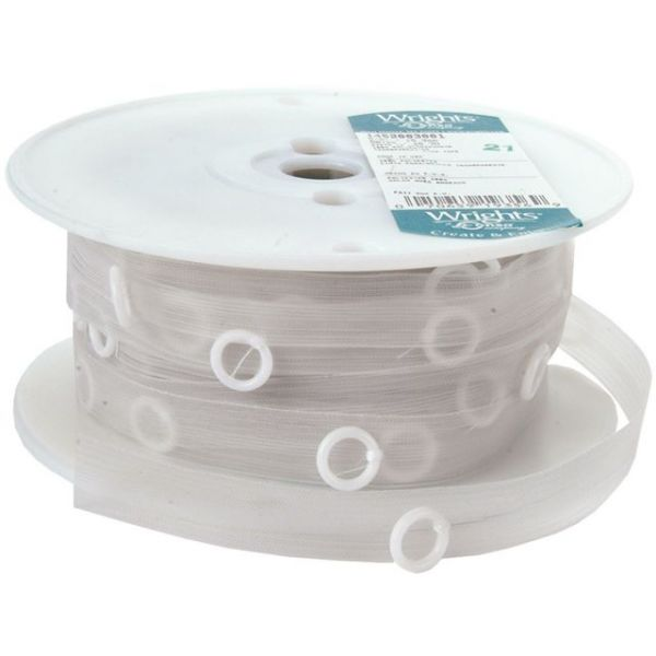 "Transparent Ring Tape 5/8""X50yd"