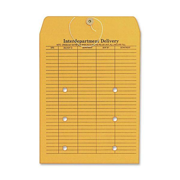 Quality Park Kraft Interdepartmental Envelopes