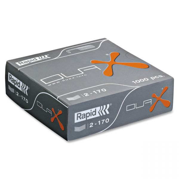 "Rapid Duax Heavy-Duty 3/4"" Staples"