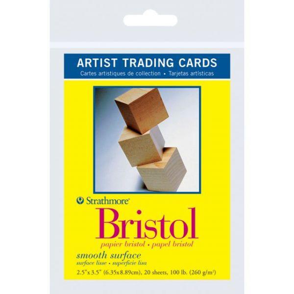 Strathmore Acid Free Bristol Artist Trading Cards