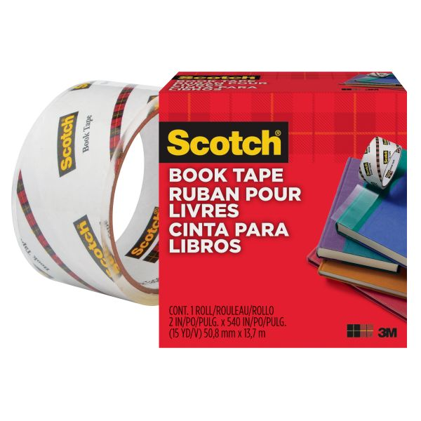 "Scotch 2"" Book Repair Tape"