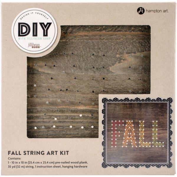 "String Art Kit 10""X10""X.5"""