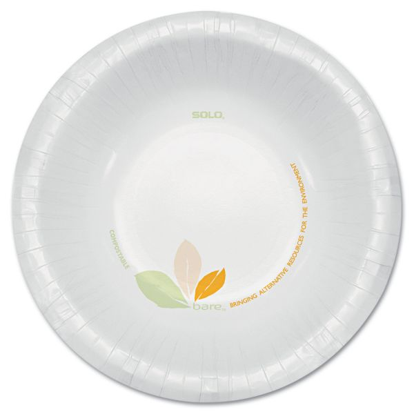 SOLO 12 oz Paper Bowls