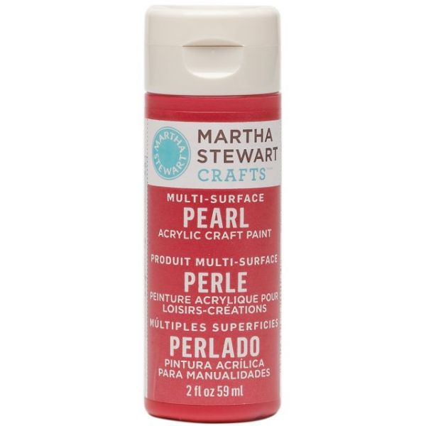 Martha Stewart Pearl Acrylic Craft Paint 2oz