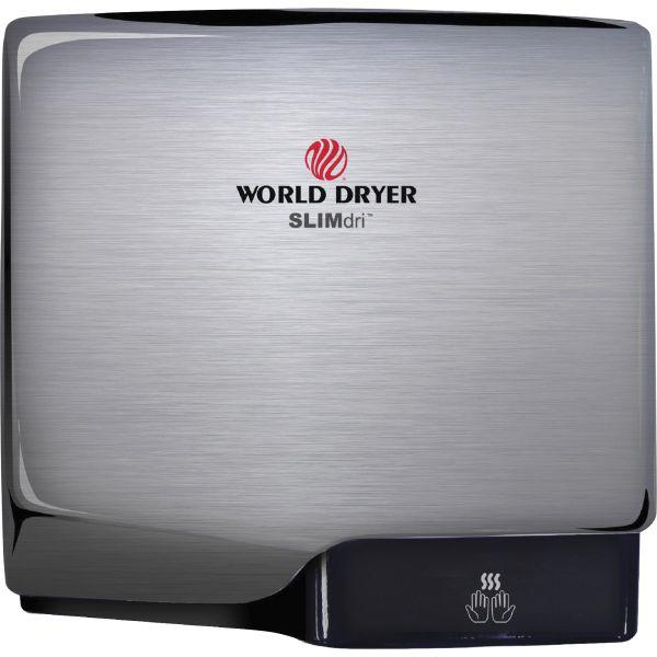 WORLD DRYER SLIMdri Hand Dryer