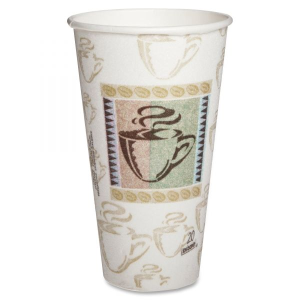 Dixie 20 oz Paper Coffee Cups