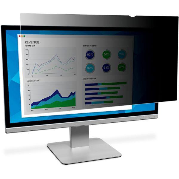 "3M PF20.0W9 Privacy Filter for Widescreen Desktop LCD Monitor 20.0"" Black"