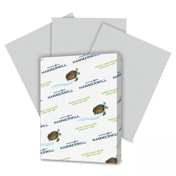 Hammermill Super-Premium Colored Paper - Gray