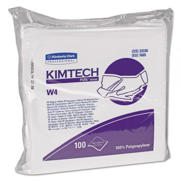 KIMTECH PURE W4 Dry Wipers