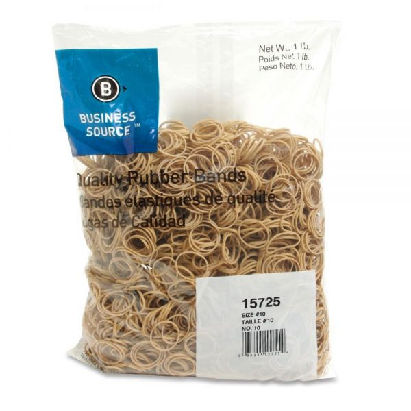 Business Source #10 Rubber Bands