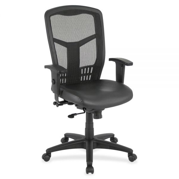 Lorell Executive High-Back Mesh Office Chair