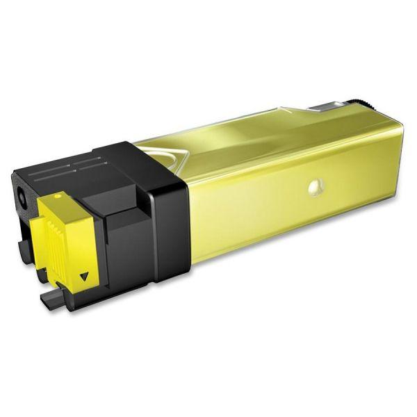 Media Sciences Remanufactured Xerox 106R01333 Yellow Toner Cartridge