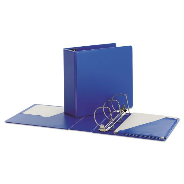 "Cardinal SuperStrength Locking 4"" 3-Ring Binder"