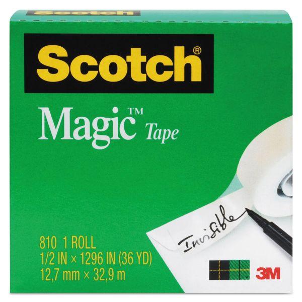 """Scotch Magic 3/4"""" Invisible Tape Refill"""