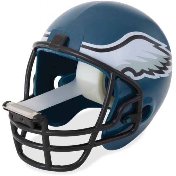 Scotch Philadelphia Eagles NFL Helmet Tape Dispenser