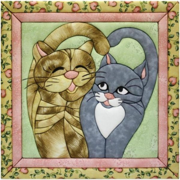 Cats Meow Quilt Magic Kit
