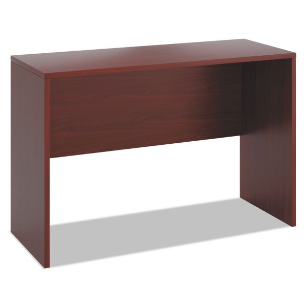 HON 10500 Srs Mahogany Laminate Office Desking