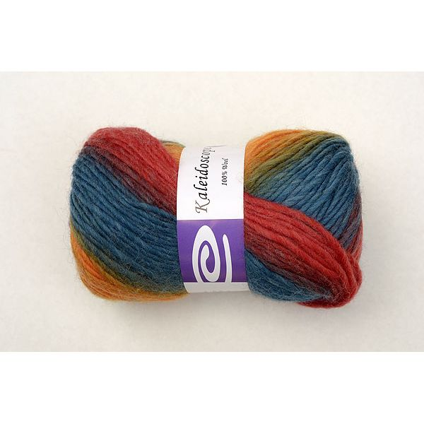 Elegant Kaleidoscope Yarn - Sun Set