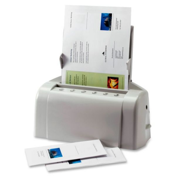 Sparco Automatic Tabletop Paper Folding Machine
