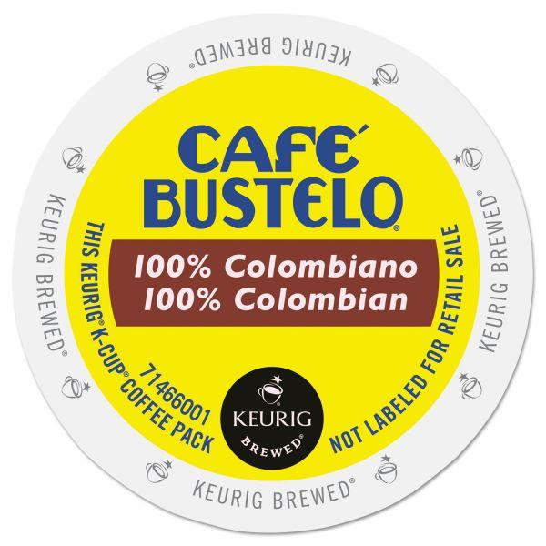 Café Bustelo 100% Colombian Coffee K-Cups