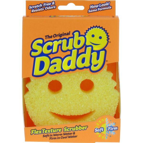 Scrub Daddy Scratch-Free Scrubbing Sponge