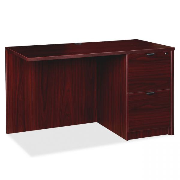 Lorell Prominence 79000 Series Mahogany Return