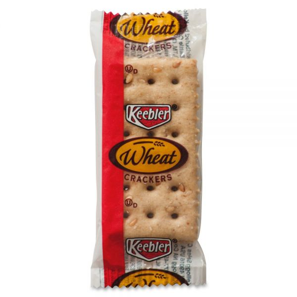 Keebler Club Wheat Cracker Packets
