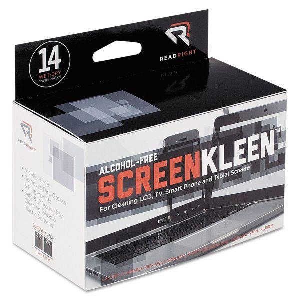 ScreenKleen Cleaning Wipes