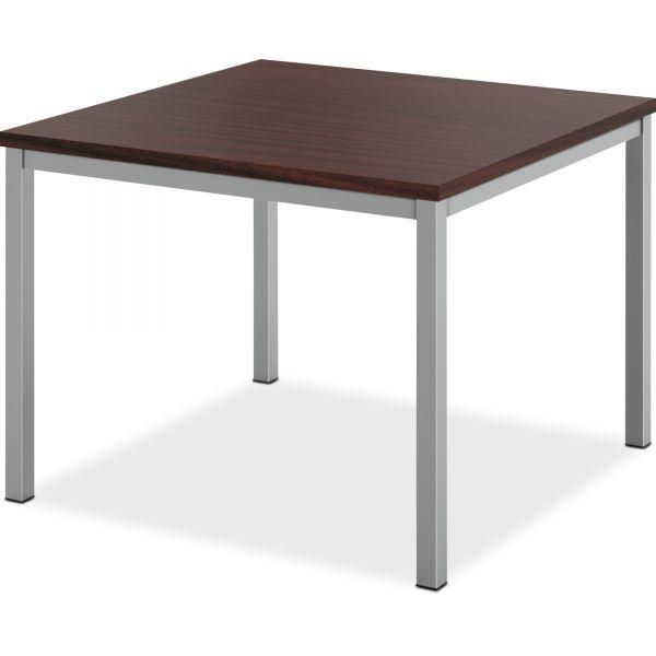 HON HML8851 Metal Leg Corner Table