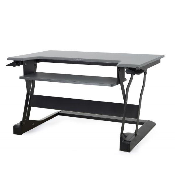 Ergotron WorkFit-T Desktop Sit-Stand Workstation