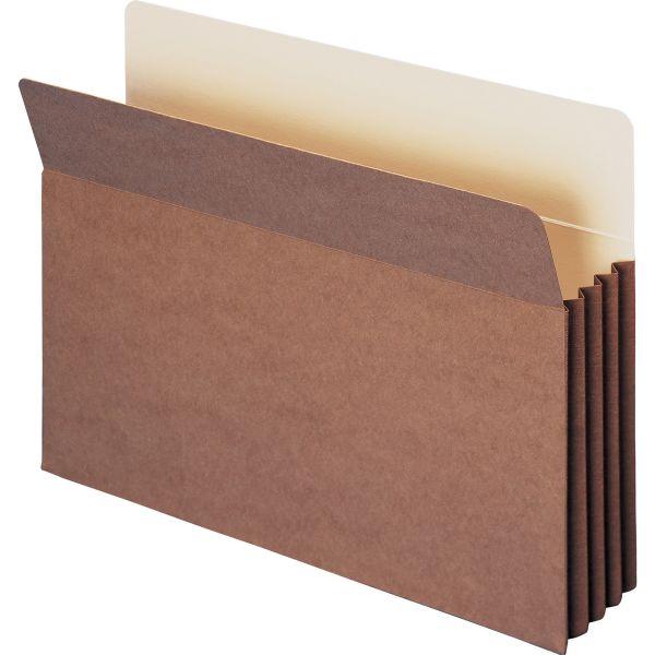 Smead Tuff Pocket Heavyweight Redrope Expanding File Pockets