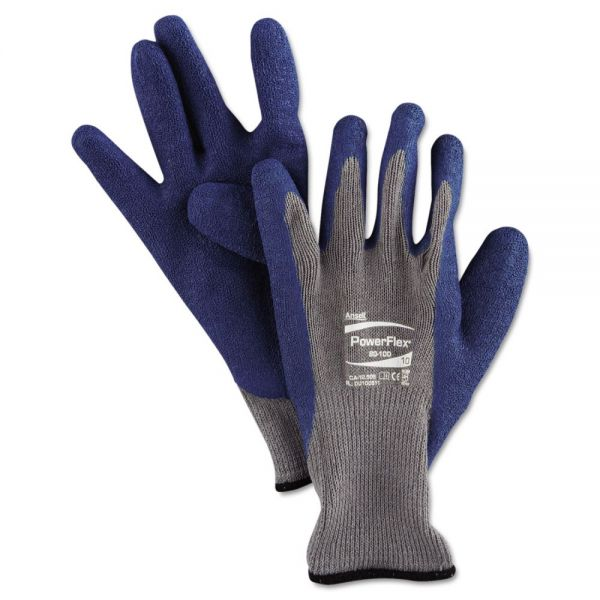 AnsellPro PowerFlex Work Gloves