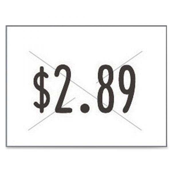 Garvey Two-Line Price Gun Labels
