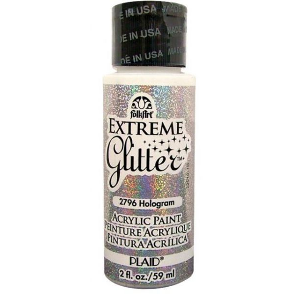 Folk Art Extreme Glitter Paint