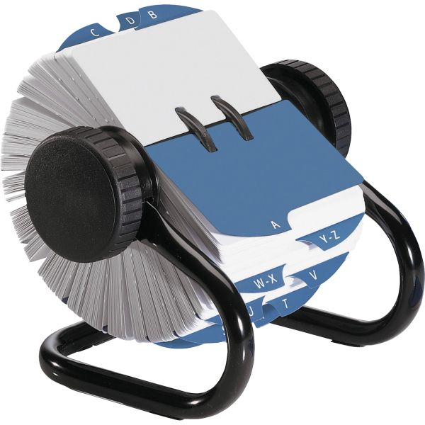Rolodex Open Classic Rotary Files