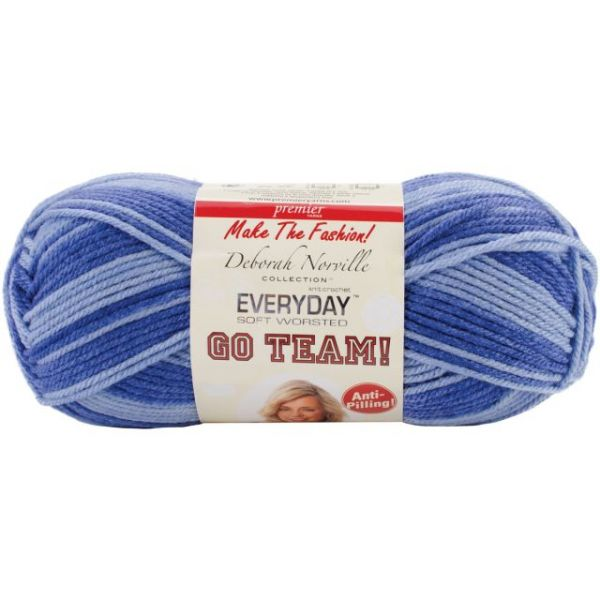 Deborah Norville Everyday Go Team! Yarn - Major League