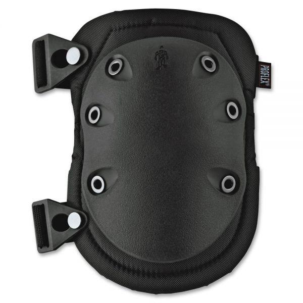 Ergodyne Wide Slip Resistant Rubber Cap Knee Pad