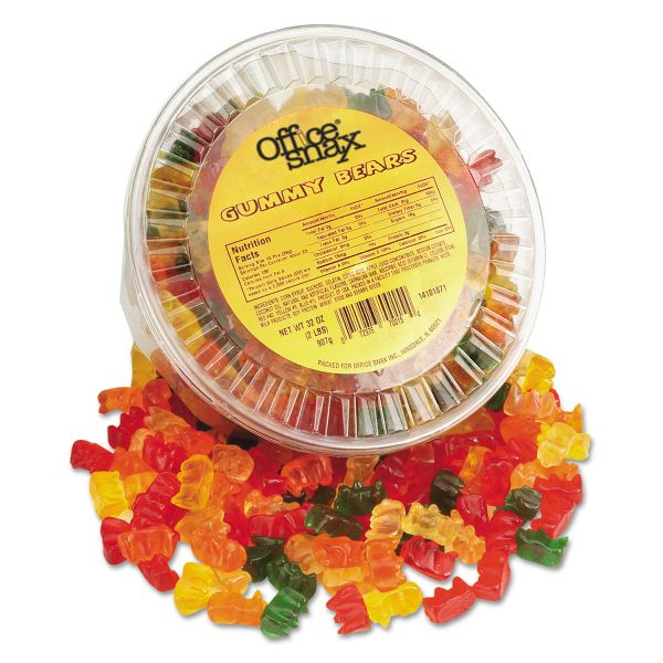 Gummy Bears Chewy Candy