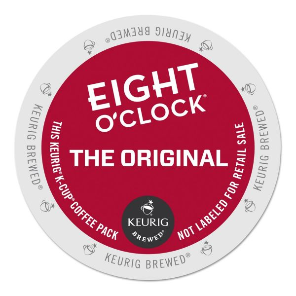 Eight O'Clock Original Coffee K-Cups