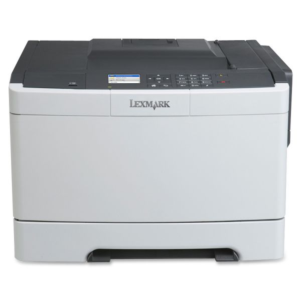 Lexmark CS410DN Desktop Color Laser Printer