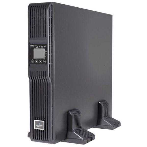Liebert GXT4-3000RT120 UPS 3000VA/2700W; rack rails; battery; 2 programmable outlet pairs