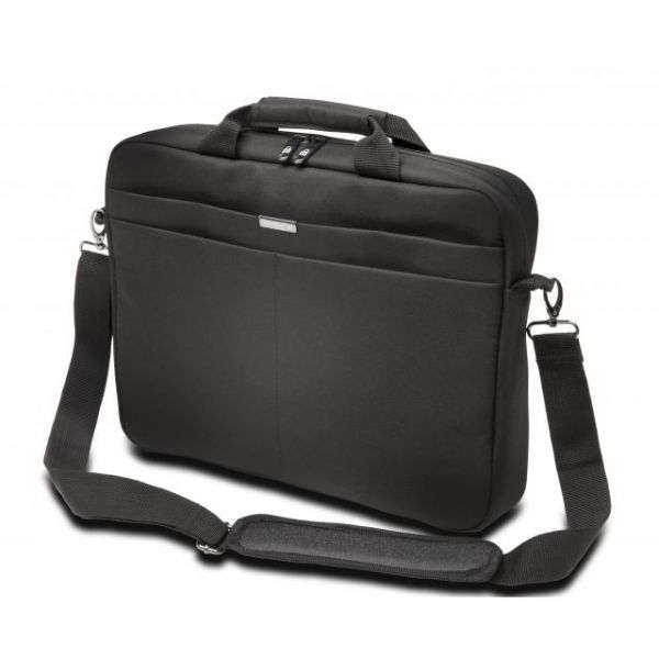 "Kensington K62618WW Carrying Case for 14.4"" Notebook, Tablet, Key, Wallet, Smartphone - Black"